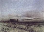 Levitan, Isaak Landscape oil painting artist