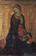 Simone Martini Madonna of the Annunciation oil painting artist