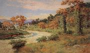 William Lees Judson Arroyo Seco with Bridge oil painting picture wholesale