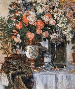 Alexander Yakovlevich GOLOVIN Rose and China oil painting picture wholesale