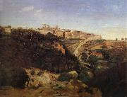 Corot Camille Volterra oil painting picture wholesale