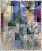 Delaunay, Robert Several Window oil