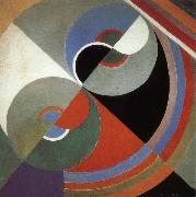 Delaunay, Robert Cadence Color oil painting reproduction