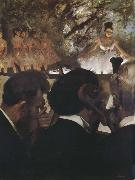 Edgar Degas Musician oil painting picture wholesale