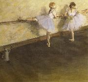 Edgar Degas Support mandatory practice oil painting picture wholesale