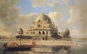 Francis Swain Ward Mausoleum of Sher Shar,Sasaram,Bihar oil painting picture wholesale