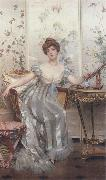 Frederick Soulacrioix In the Boudir oil painting picture wholesale