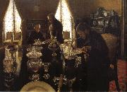 Gustave Caillebotte Supper oil painting picture wholesale