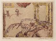 James Ensor Lust oil painting picture wholesale