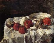 James Ensor The Red apples oil painting picture wholesale