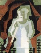 Juan Gris Clown oil painting picture wholesale