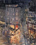Konstantin Korovin The park of Paris oil painting picture wholesale