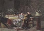 Marchetti The Soldier-s Return oil painting picture wholesale