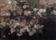 Maria Oakey Dewing Garden in May oil painting picture wholesale