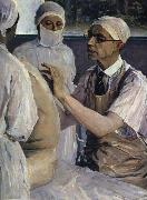 Nesterov Nikolai Stepanovich The Doc. in Surgery oil painting picture wholesale