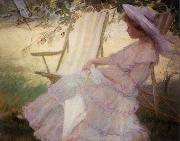 Palmer, Pauline Thoughtful Interlude oil painting picture wholesale