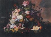 Severin Roesen A Splendid Harmony oil painting picture wholesale