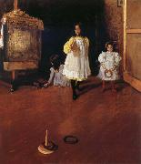 William Merritt Chase Vote Circle oil painting picture wholesale