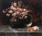 William Merritt Chase Rhododendron oil painting picture wholesale