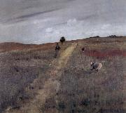 William Merritt Chase Landscape oil painting picture wholesale