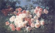 unknow artist Flowers oil painting picture wholesale