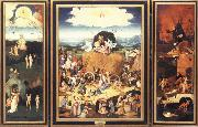 BOSCH, Hieronymus The Haywain oil painting picture wholesale