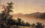 Casilear John William View on Lake George oil painting picture wholesale