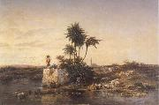 Charles Tournemine Recollection of Asia Minor oil painting picture wholesale