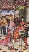Dieric Bouts The Ordeal by Fire oil painting picture wholesale