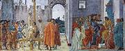 Filippino Lippi The Hl. Petrus in Rome oil painting picture wholesale