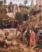 Geertgen Tot Sint Jans The fate of the earthly remains of St Fohn the Baptist oil painting picture wholesale