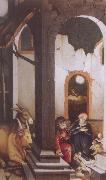 Hans Baldung Grien Nativity oil painting picture wholesale