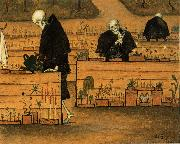 Hugo Simberg In the Garden of Death oil painting picture wholesale