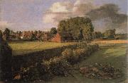 John Constable Golding Constable-s Kitchen Garden oil painting picture wholesale