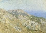 Levitan, Isaak Corniche in the Suden France oil painting picture wholesale
