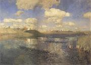 Levitan, Isaak The lakes. Rubland oil painting picture wholesale