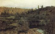 Levitan, Isaak To that evening the Flub Istra oil painting picture wholesale