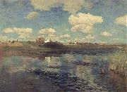 Levitan, Isaak The Lake oil painting picture wholesale