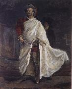 Max Slevogt The Singer Francisco d-Andrade as Don Giovanni oil painting artist