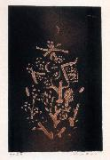 Paul Klee Arrangement of plants oil painting picture wholesale
