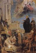 Peter Paul Rubens Miracles of St Francis Xavier oil painting picture wholesale