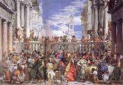 VERONESE (Paolo Caliari) The Wedding at Cana oil painting picture wholesale