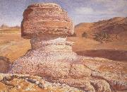 William Holman Hunt The Sphinx oil painting picture wholesale
