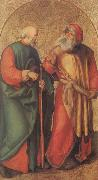 Albrecht Durer Sts.Joseph and Joachim oil painting picture wholesale