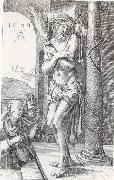 Albrecht Durer The Man of Sorrow at the Column oil painting picture wholesale