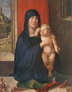 Albrecht Durer The Virgin and child at a window oil painting picture wholesale