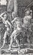 Albrecht Durer The Flagellation of Christ oil painting picture wholesale
