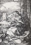 Albrecht Durer The Madonna with the pear oil painting picture wholesale