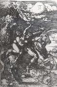 Albrecht Durer The Abduction on the Unicorn oil painting picture wholesale