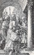 Albrecht Durer Chris before pilate oil painting picture wholesale